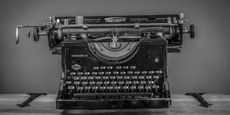 Droom je van het schrijven van een verhaal of boek?